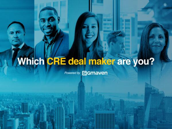 Commercial property dealmakers