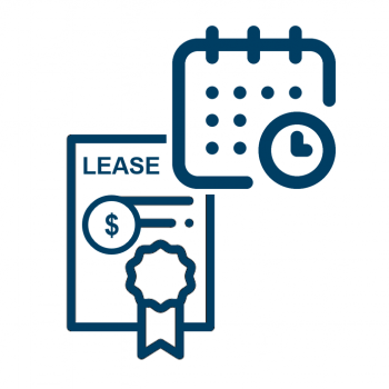 Lease occupation date commercial property