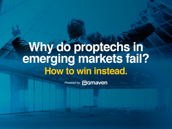 Catch 22 Proptechs in emerging markets