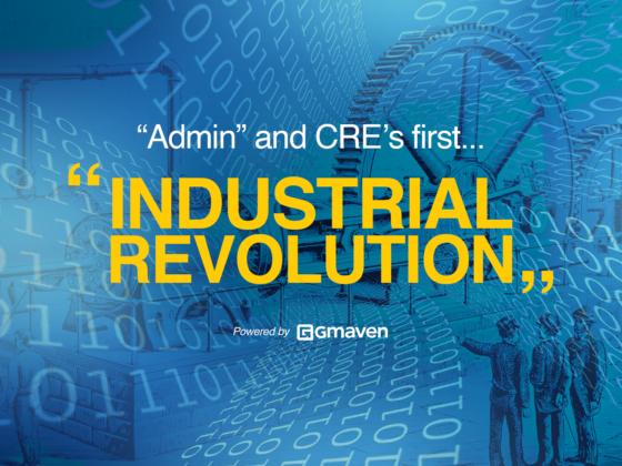 Commercial real estate industrial revolution