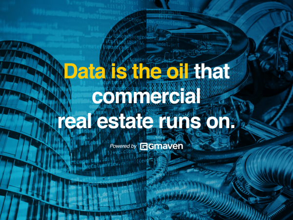 Data is the oil that CRE runs on